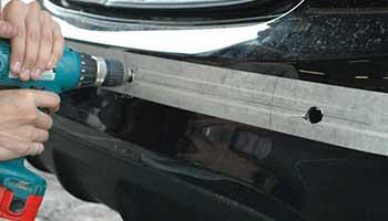 Дополнительное оборудование автомобилей